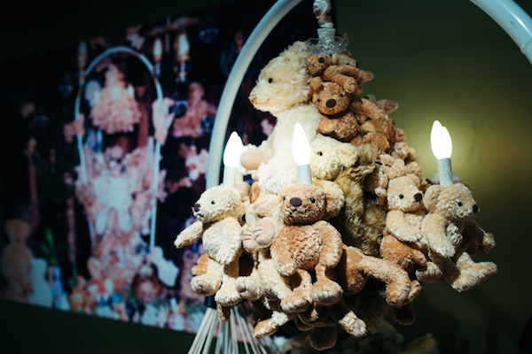 「Queen of A Teddy Bear for Kaela」