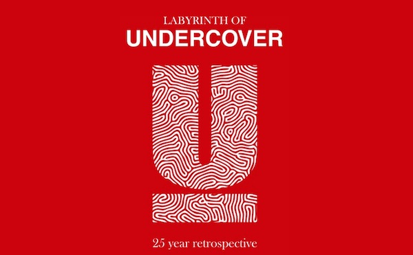 "「LABYRINTH OF UNDERCOVER ""25 year retrospective""」(公式サイトより)"
