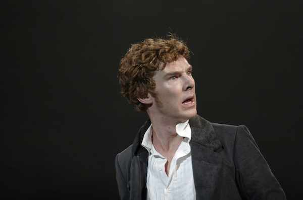 © ex)10 Victor Frankenstein (Benedict Cumberbatch). Photo by Catherine Ashmore