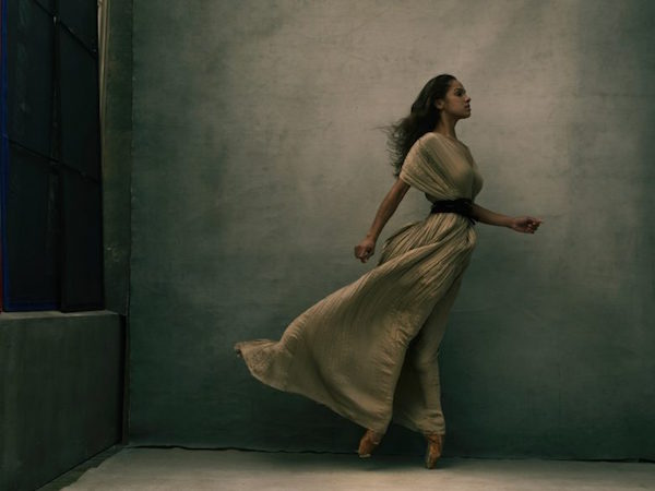 Misty Copeland, New York City, 2015 © Annie Leibovitz. From WOMEN: New Portraits, Exclusive Commissioning Partner UBS